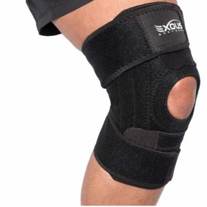 EXOUS Knee Brace Support Protector - 2nd best for runner's knee