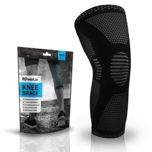 POWERLIX Knee Sleeve for workouts