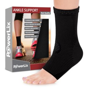 Powerlink brace for ankle support