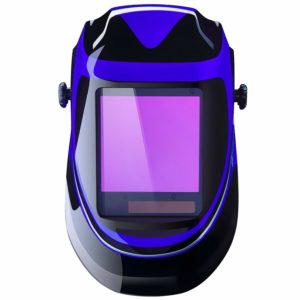 Solar Powered Welding Helmet Auto Darkening Professional Hood