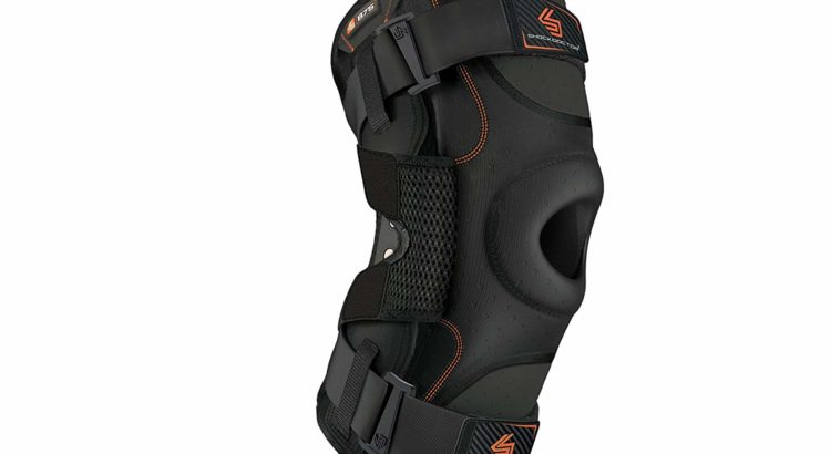 Hinged Knee Brace Shock Doctor Maximum Support Compression Knee Brace
