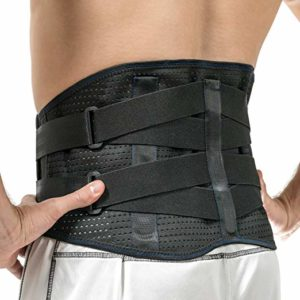 Lower Back Brace by FlexGuard Support