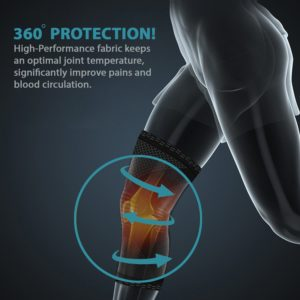 How powerlix knee compression protects you