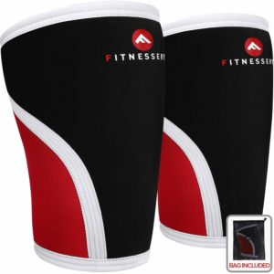 Fitnessery - best budget knee sleeve for crossfit