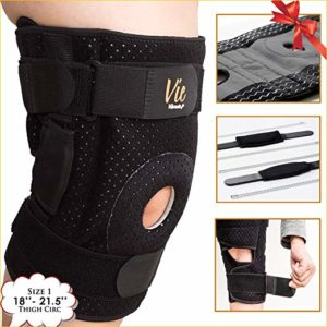 Newly engineered knee brace