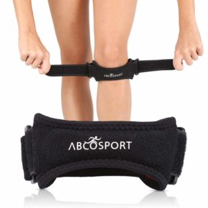 ABCO Patella stabilizing Knee Strap