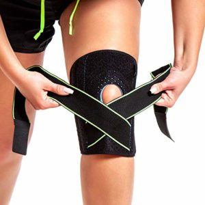 Alpha Genial Knee Brace Support