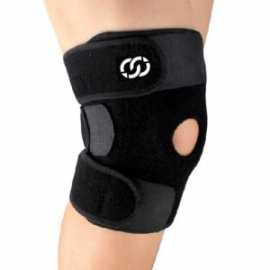 Compression Gear Patella Stabilizing Knee Brace