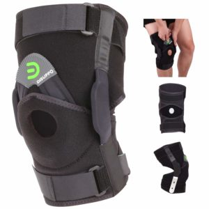 DISUPPO Hinged Patella stabilizer