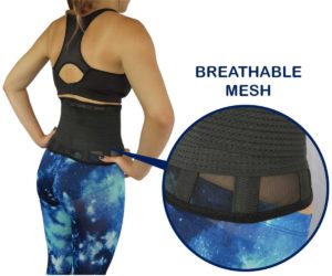 Comfy Brace - Best lumbar brace for scoliosis