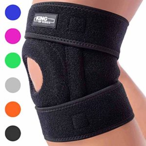 King of Kings Patella Stabilizing Knee Brace