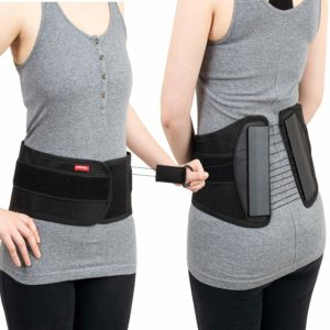 Ottobock back brace for degenerative disc disease
