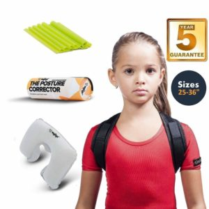 PANADY Posture Corrector Back Brace - Best Scoliosis Brace for Child and Teen