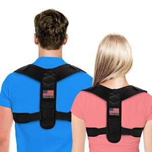 TRUWEO POSTURE CORRECTOR - Overall Best for Rounded Shoulders