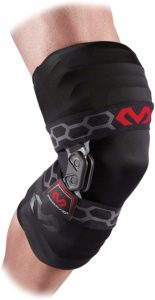 McDavid Bionic Knee Brace with Compression Sleeve