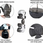 Overall Best for Bone-on-bone - Orthomen OA Unloader Knee Brace