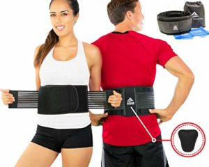 Prime Athletics Lumbar Support Belt for herniated disc