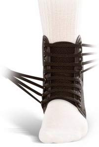 DonJoy Stabilizing Speed Pro Ankle Support Brace