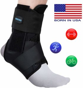 SNEINO Ankle Brace Lace up Ankle Brace