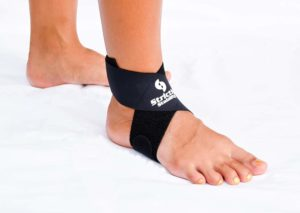 StrictlyStability Achilles Tendonitis Support Strap Brace