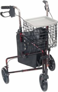 Drive Medical 3 Wheel Rollator