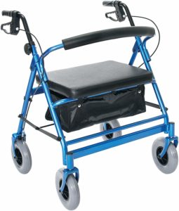 Essential Medical Supply Endurance HD Heavy Duty Walker