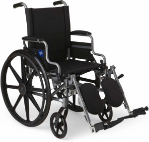 Overall Best lightweight self-propelled wheelchair