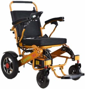 Comfy Best Rated Power Wheelchair
