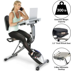 Exerpeutic ExerWorK Exercise Bike