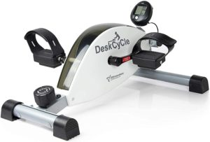 DeskCycle Under Desk Cycle - Best Mini Exercise Bike
