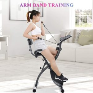 MaxKare Exercise Bike