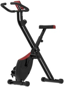 PeiQiH Magnetic Folding Exercise Bike