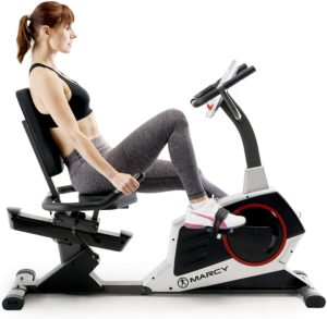 Marcy ME-706 Regenerating Recumbent Exercise Bike