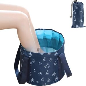 Collapsible Foot Bath Tub for Travel