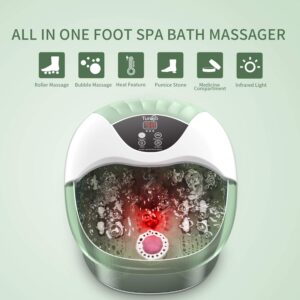 Turejo Foot Spa Foot Bath Massager