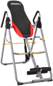 ONETWOFIT Heavy Duty Folding Inversion Table