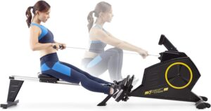 CIRCUIT FITNESS Circuit Fitness Deluxe Rowing Machine