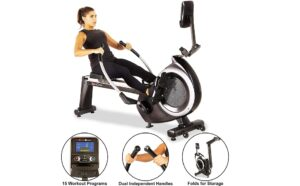 Fitness Reality 4000MR Magnetic Rower Rowing Machine
